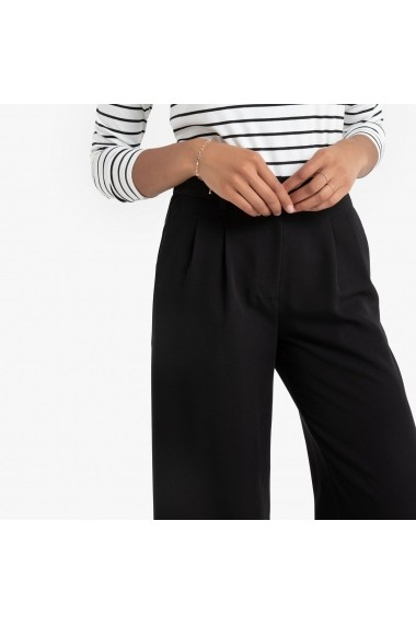 Pantaloni largi La Redoute Collections GGM077 negru