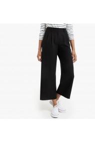 Pantaloni largi La Redoute Collections GGM077 negru
