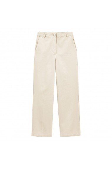 Pantaloni largi La Redoute Collections GGM079 bej - els