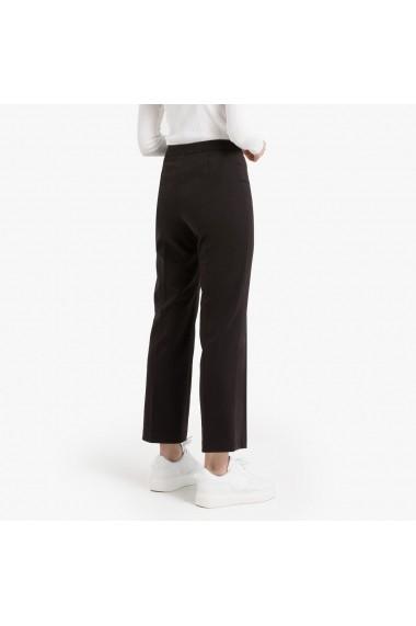 Pantaloni largi La Redoute Collections GGM082 negru