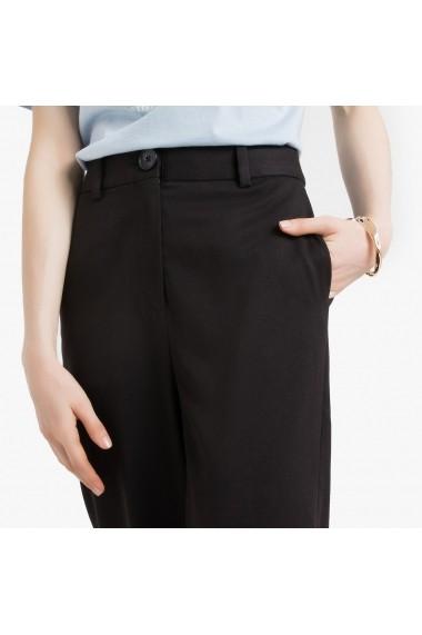 Pantaloni largi La Redoute Collections GGM084 negru