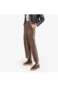 Pantaloni largi La Redoute Collections GGP777 animal print