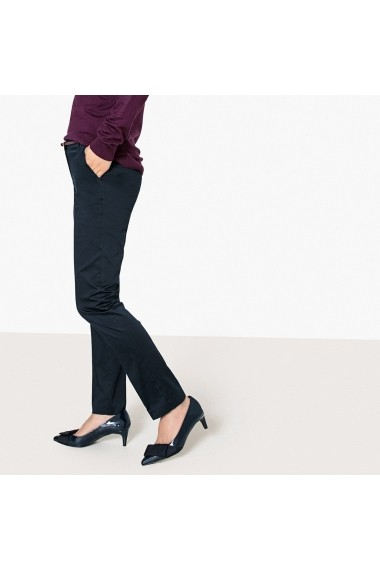 Pantaloni La Redoute Collections GDJ194 albastru - els