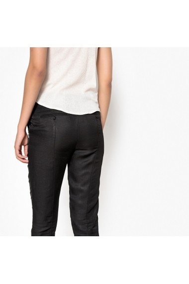 Pantaloni La Redoute Collections GEL855 negru