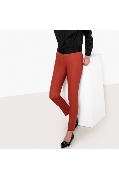Pantaloni La Redoute Collections GER344 rosu