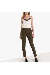 Pantaloni La Redoute Collections GEW916 kaki - els