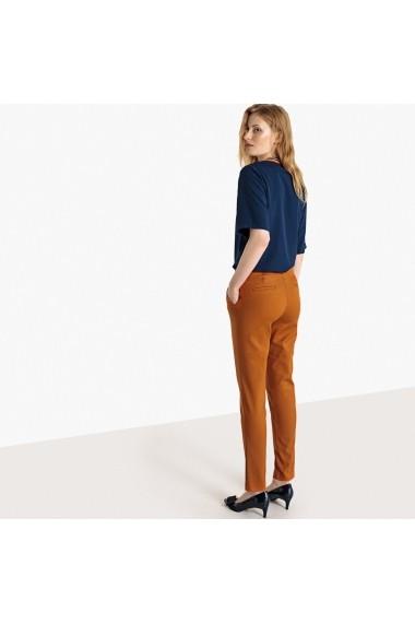Pantaloni La Redoute Collections GEW916 auriu