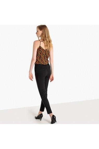 Pantaloni La Redoute Collections GEW916 negru - els