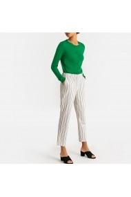 Pantaloni drepti La Redoute Collections GFR865 bej
