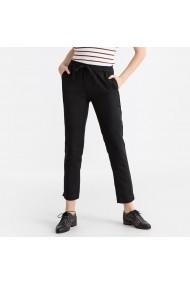 Pantaloni trei sferturi La Redoute Collections GFW663 negru