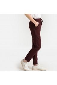 Pantaloni trei sferturi La Redoute Collections GFW663 mov