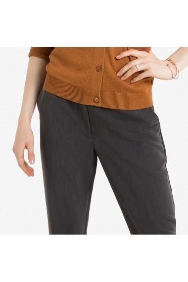 Pantaloni La Redoute Collections GGM115 gri