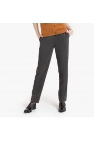 Pantaloni La Redoute Collections GGM115 gri - els