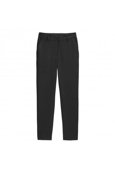 Pantaloni La Redoute Collections GGM115 negru - els