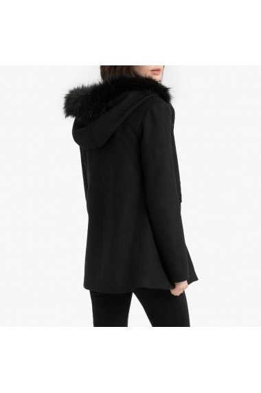 Palton La Redoute Collections GGN260 negru