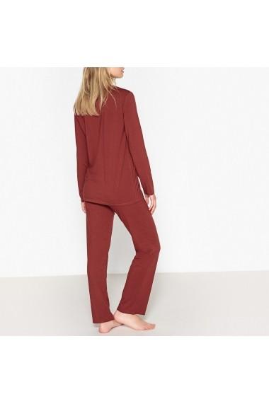 Pijama La Redoute Collections GDZ854 negru