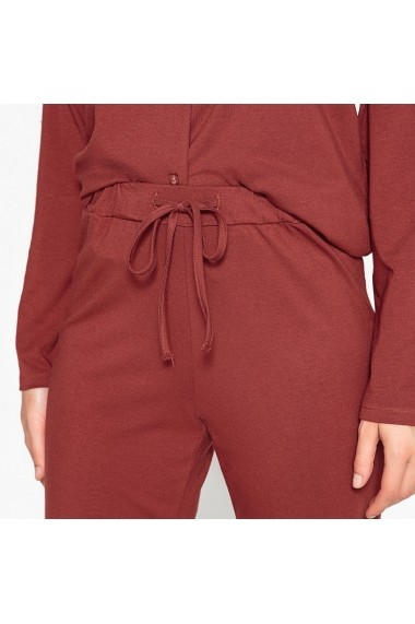 Pijama La Redoute Collections GDZ854 Caramiziu