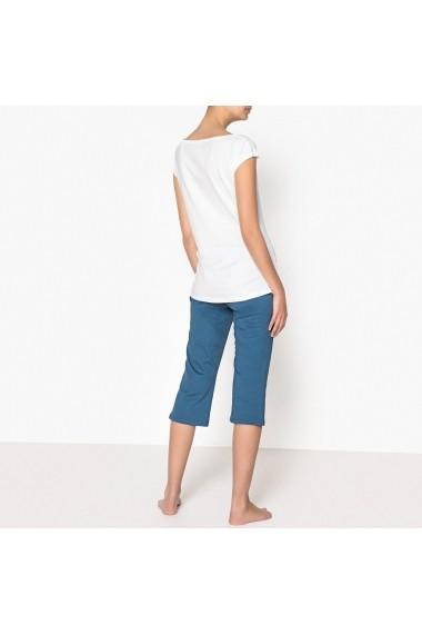 Pijama La Redoute Collections GEW550 albastru - els