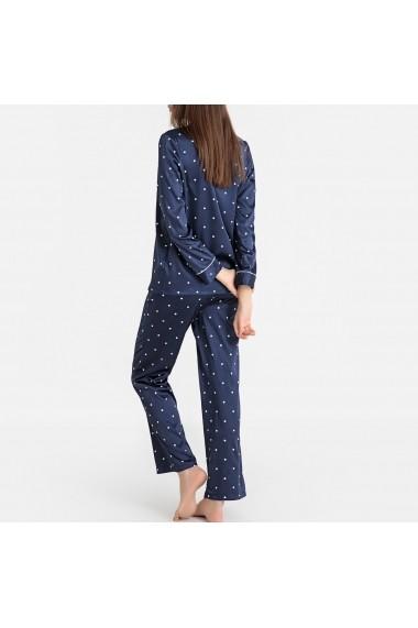 Pijama La Redoute Collections GFK881 bleumarin