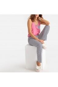 Pijama La Redoute Collections GFL967 roz