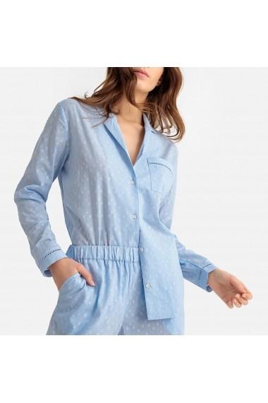 Pijama La Redoute Collections GFM484 albastru
