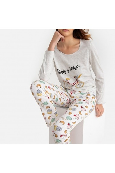 Pijama La Redoute Collections GFN509 print