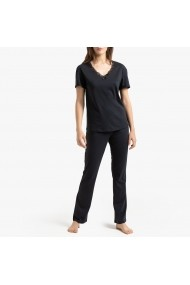 Pijama La Redoute Collections GGE922 negru