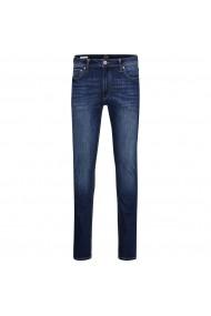 Jeansi skinny JACK & JONES GDS179 albastru