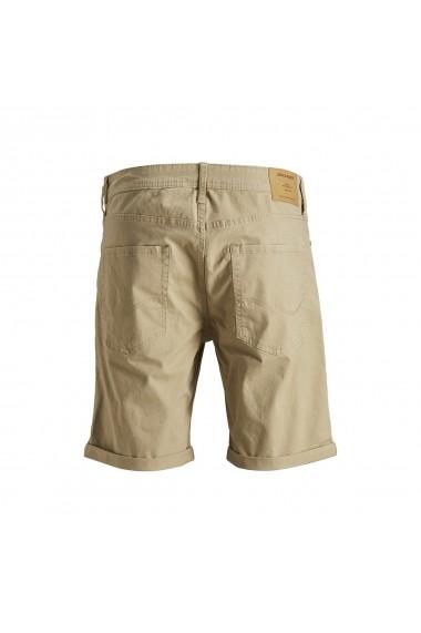 Pantaloni scurti JACK & JONES GGD074 bej