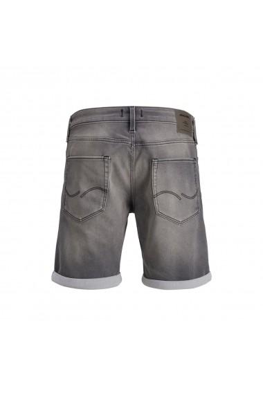 Pantaloni scurti JACK & JONES GGF585 gri
