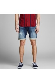 Pantaloni scurti JACK & JONES GGF735 bleu