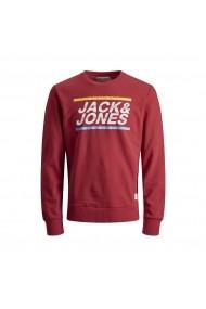 Bluza JACK & JONES GGJ723 rosu