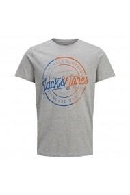 Tricou Jack & Jones GFH991 gri - els