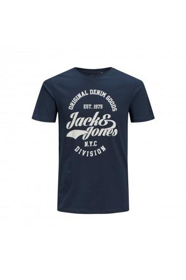 Tricou JACK & JONES GGC764 bleumarin