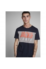 Tricou JACK & JONES GGC775 bleumarin