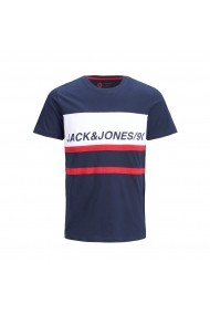 Tricou JACK & JONES GGC813 bleumarin