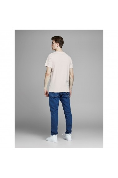 Tricou JACK & JONES GGW838 alb