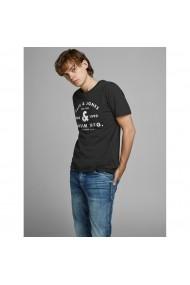 Tricou JACK & JONES GGW902 negru
