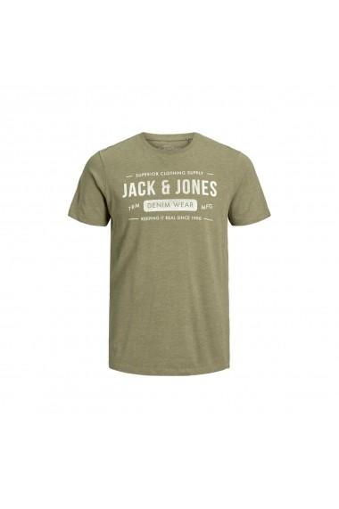 Tricou JACK & JONES GGW902 kaki