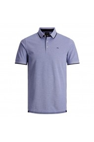 Tricou polo Jack & Jones GFL725 albastru