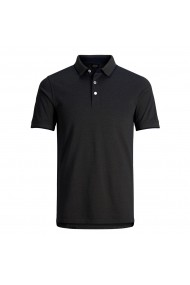 Tricou polo Jack & Jones GFL725 gri