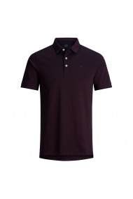 Tricou polo Jack & Jones GFL725 bordo
