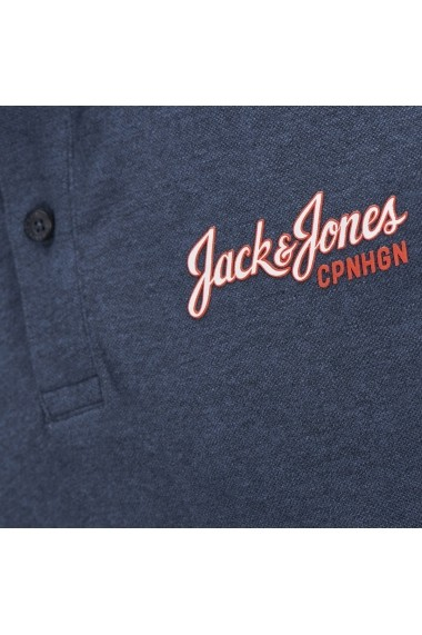 Tricou Polo JACK & JONES GGC792 bleumarin