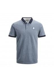 Tricou Polo JACK & JONES GGF854 albastru