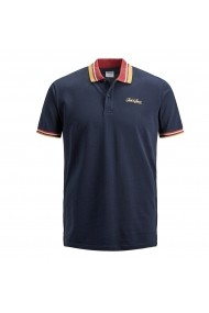 Tricou Polo JACK & JONES GGP870 bleumarin