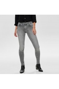 Jeans skinny ONLY GGS868 gri