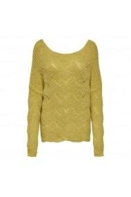 Пуловер ONLY LRD-GHL033-5485 Жълт