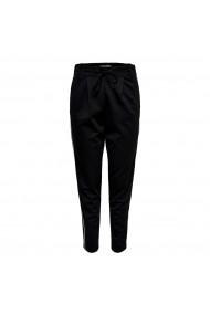 Pantaloni drepti ONLY GGS826 negru
