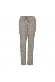 Pantaloni drepti ONLY GGS845 gri