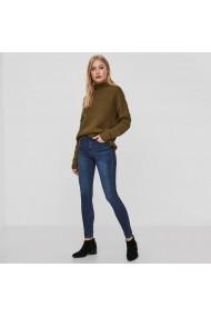 Jeans skinny VERO MODA GGT317 bleumarin
